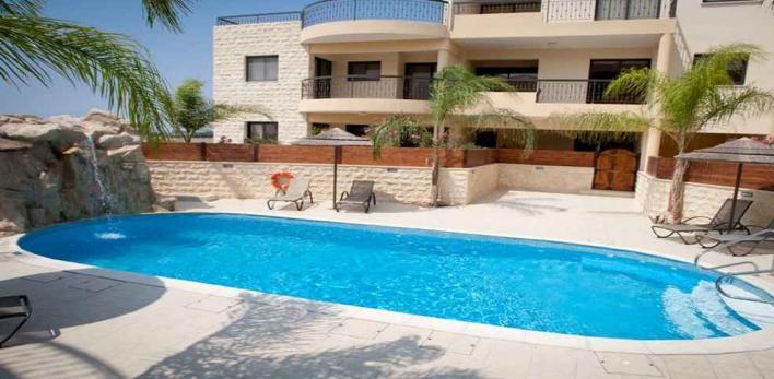 Квартира на Кипре у берега моря